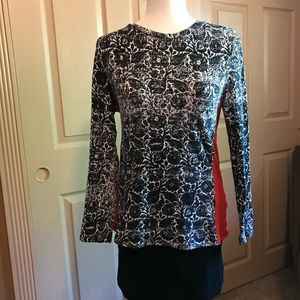 Long Sleeved graphic top